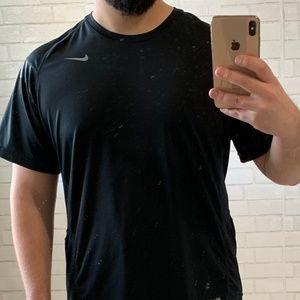 Nike Black Dri-Fit Shirt